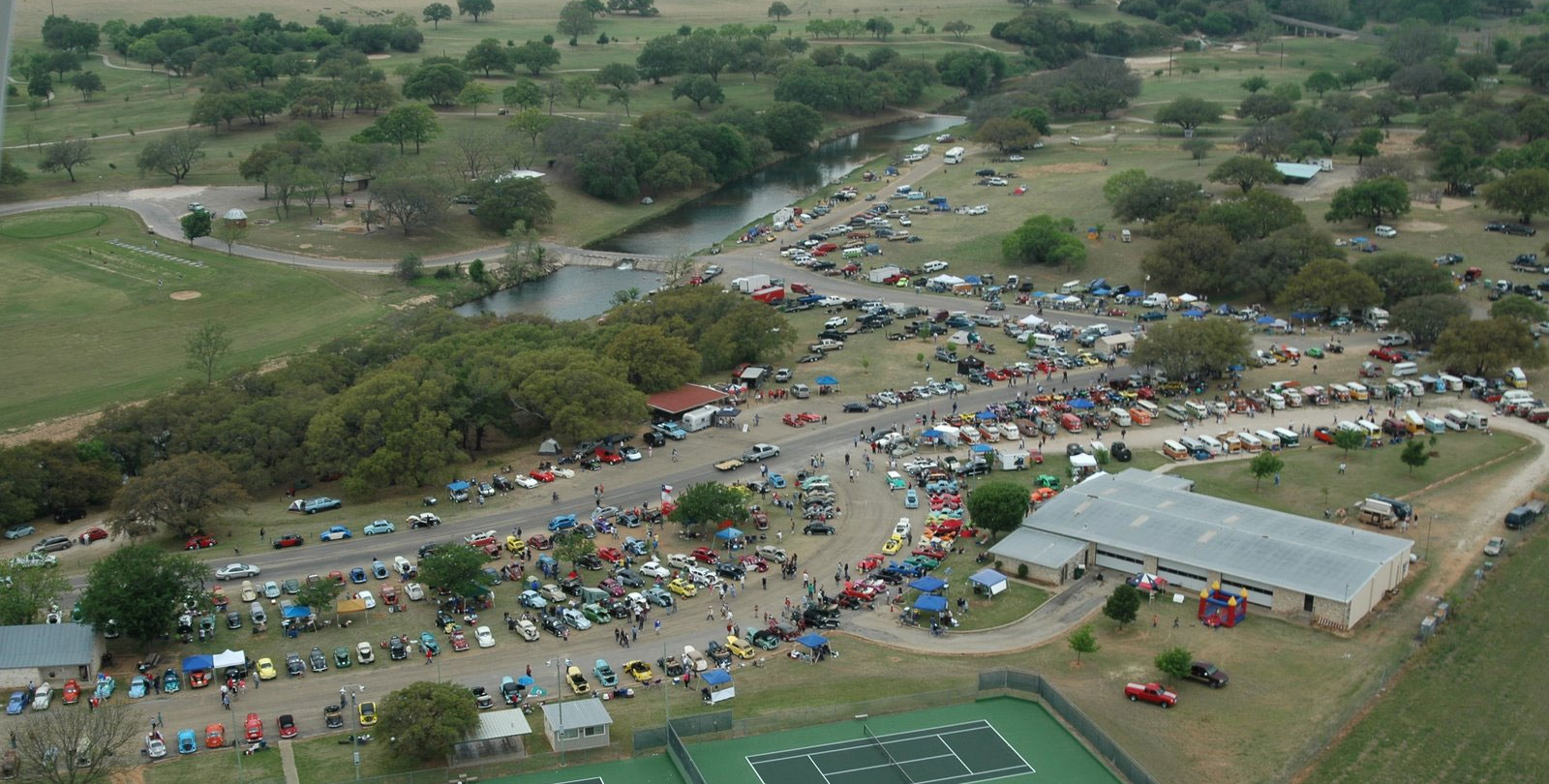 The Biggest Classic Volkswagen Show In Texas Texas Vw