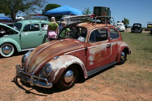 1968 vw baja bug - Tulare