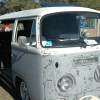 #1104 - 1968 (gray and white panel bus)