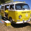 #1302 - 1971 Camper (Yellow & White Westy)