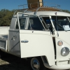#1412 - 1965 (double cab pickup - white)