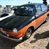 #1806 - 1970 Type 3 Fastback (orange and black fastback)