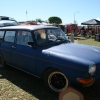 #1809 - 1973 Type 3 Squareback (squareback   Blue   1776 wirh duel 42 dcnf webers)