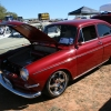 #1811 - 1965 Type 3 Fastback (red fastback)