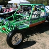 #2105 - (Lime green /blue four seat Scorpion Sand Rail - 2276 Turbo Air cooled motor)