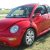 #2504 - 2003 New Beetle (red new beetle with 09 engine courtesy of VW)