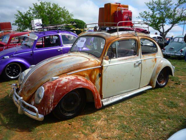 Waldo The Rat (#0209) - Texas VW Classic