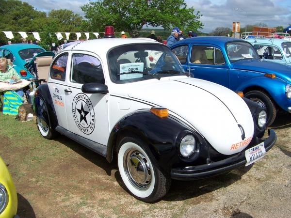 Jb Cop Bug 0508 Texas Vw Classic