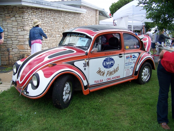 Inch Pincher Too - Tulsa (#0605) - Texas VW Classic