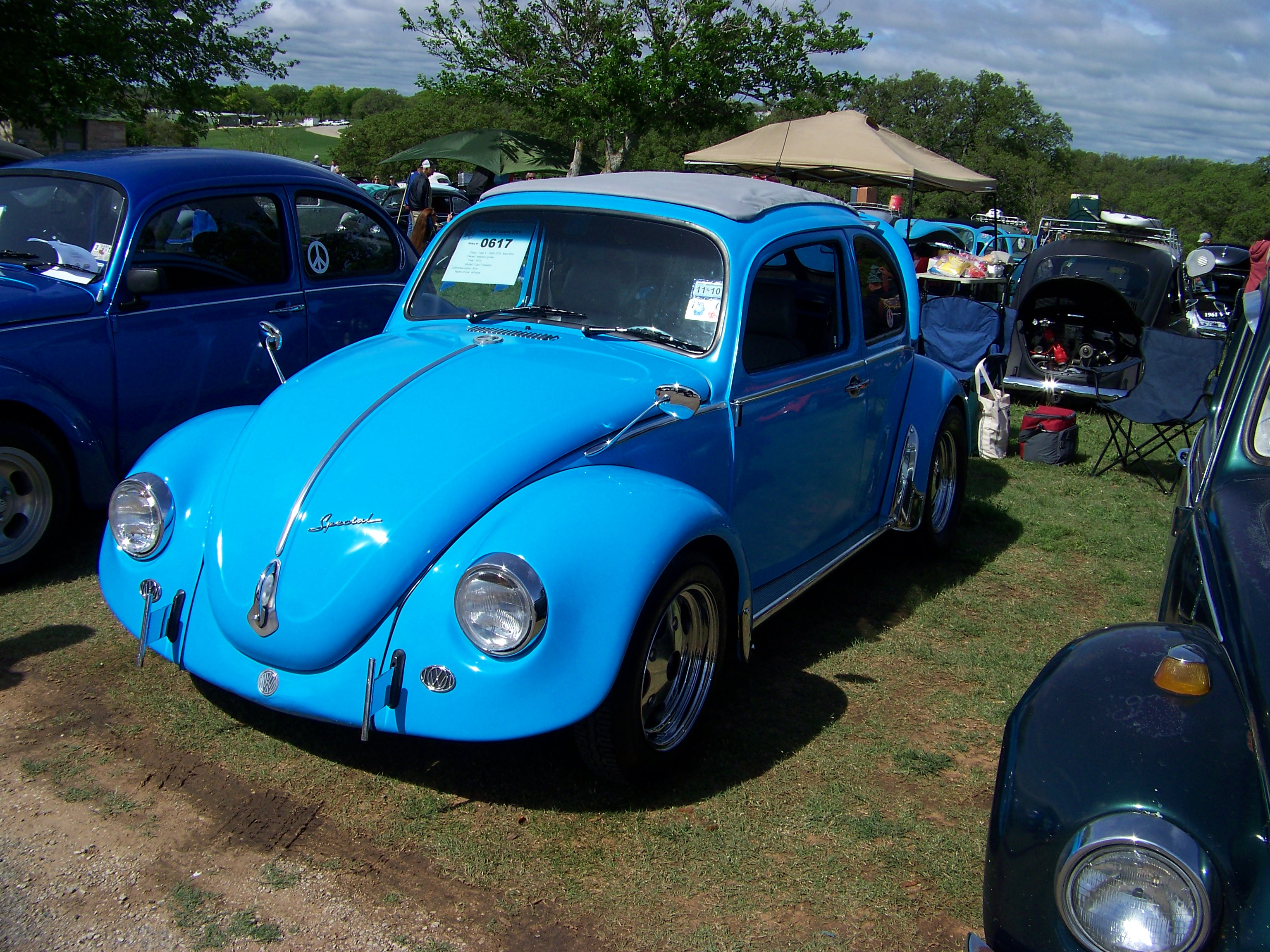 Old Blue 0617 Texas Vw Classic