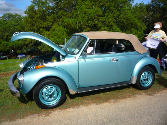 HUZ-WON (#0805) - Texas VW Classic