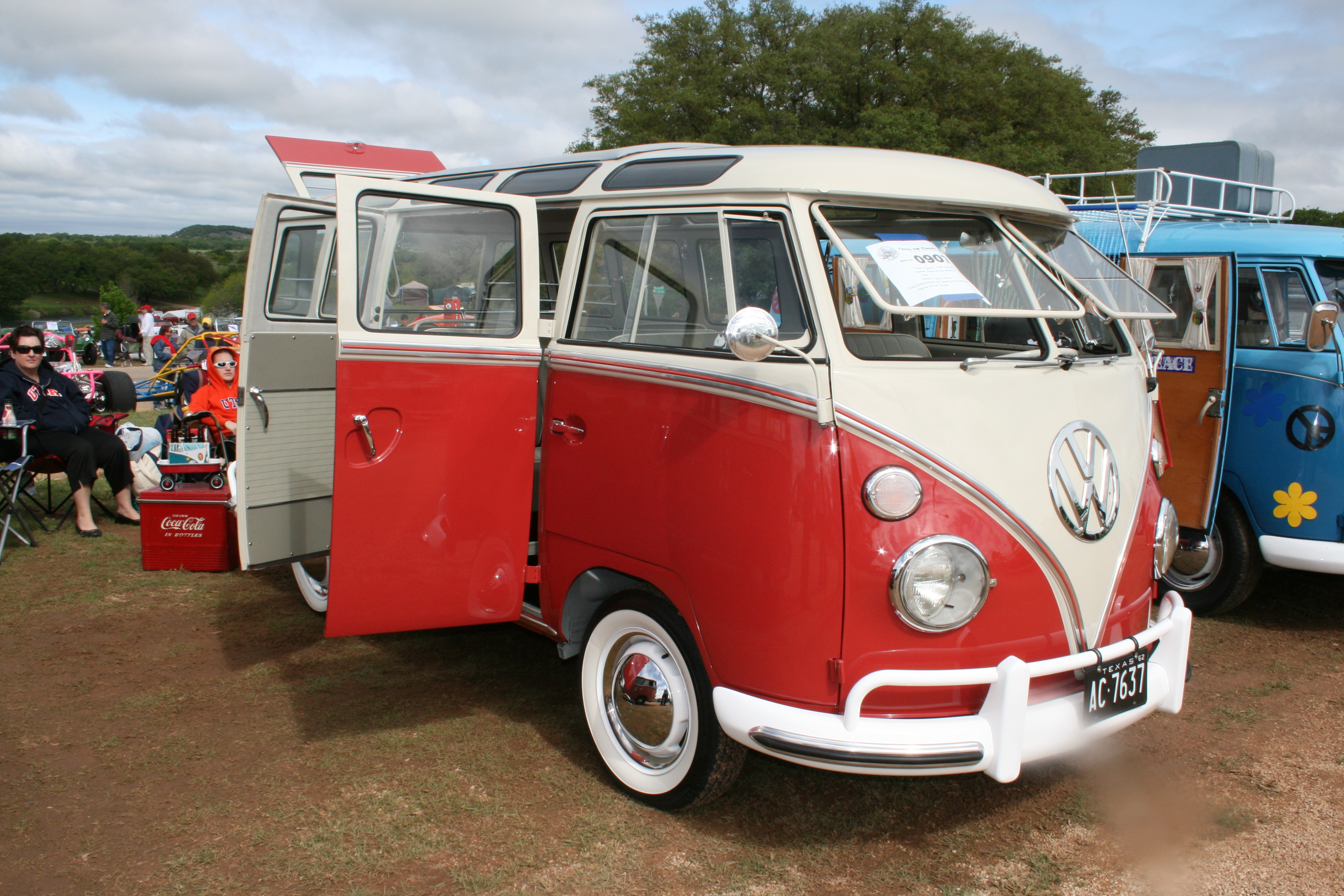 Buster (#0907) - Texas VW Classic