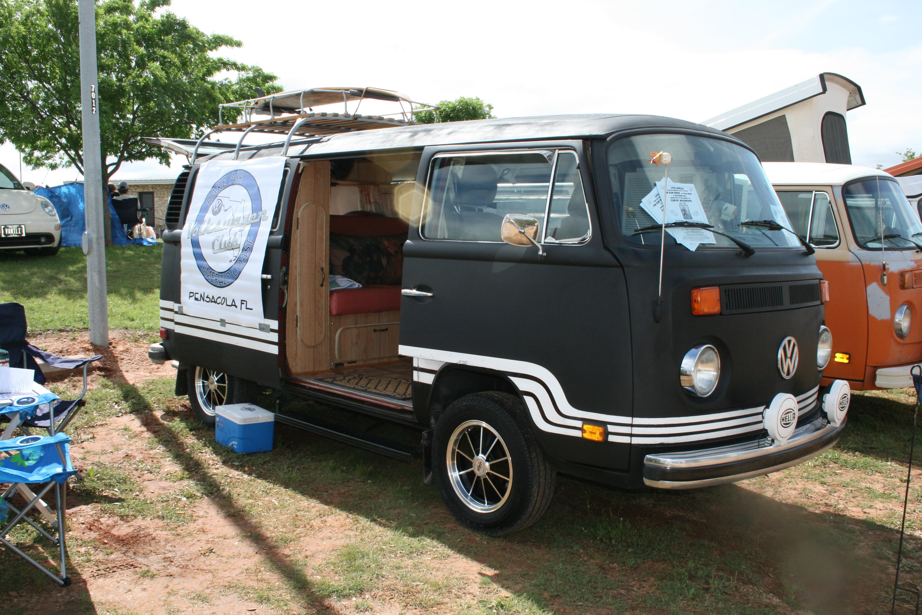 Rusty (#1313) at Texas VW