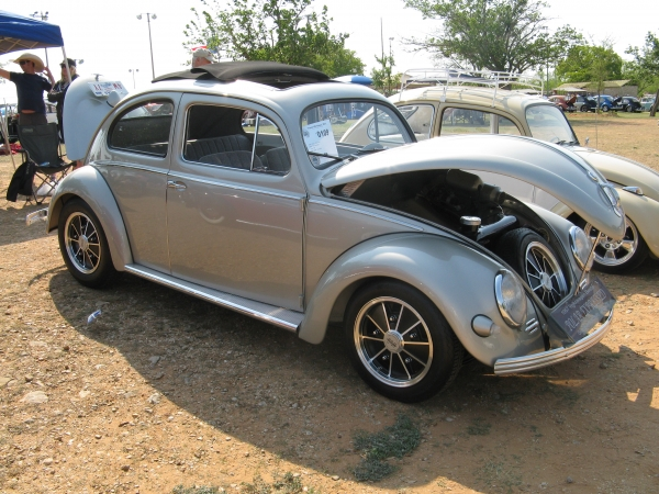polar expressed  texas vw classic