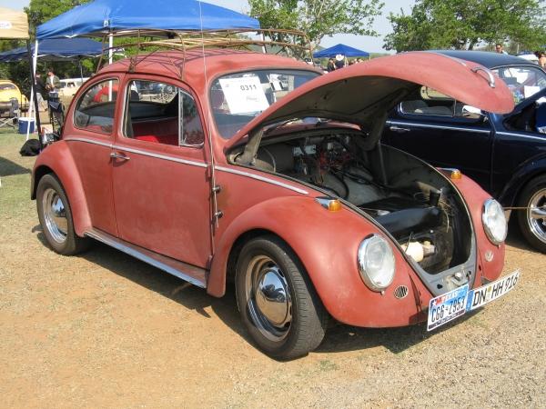 Hank (#0311) - Texas VW Classic