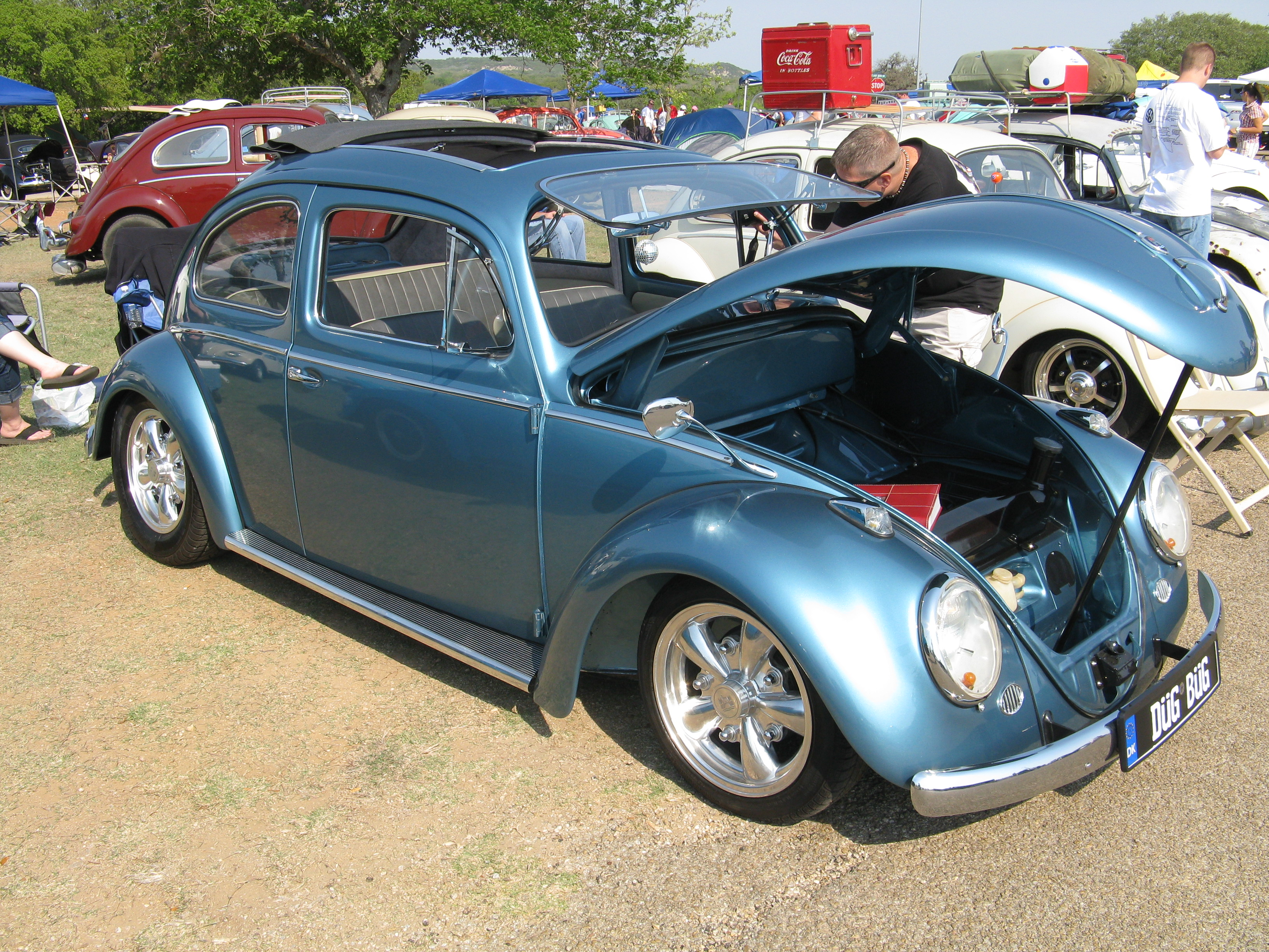 Dug Bug 0327 Texas Vw Classic