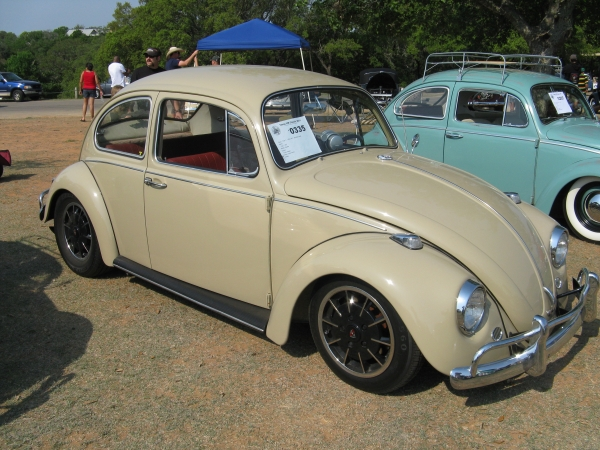 The Beast 0335 Texas Vw Classic