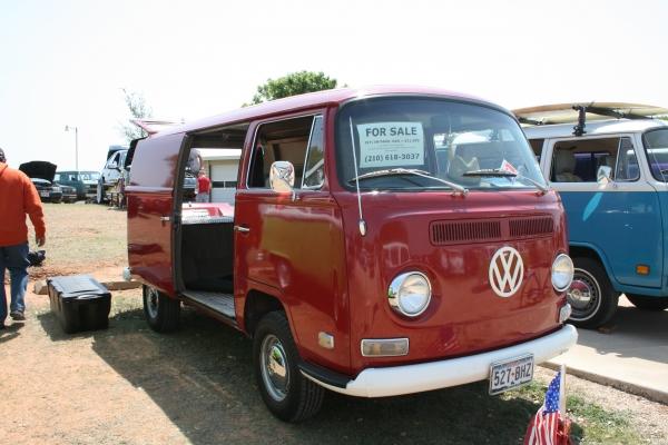 Van Allan (#1107) - Texas VW Classic