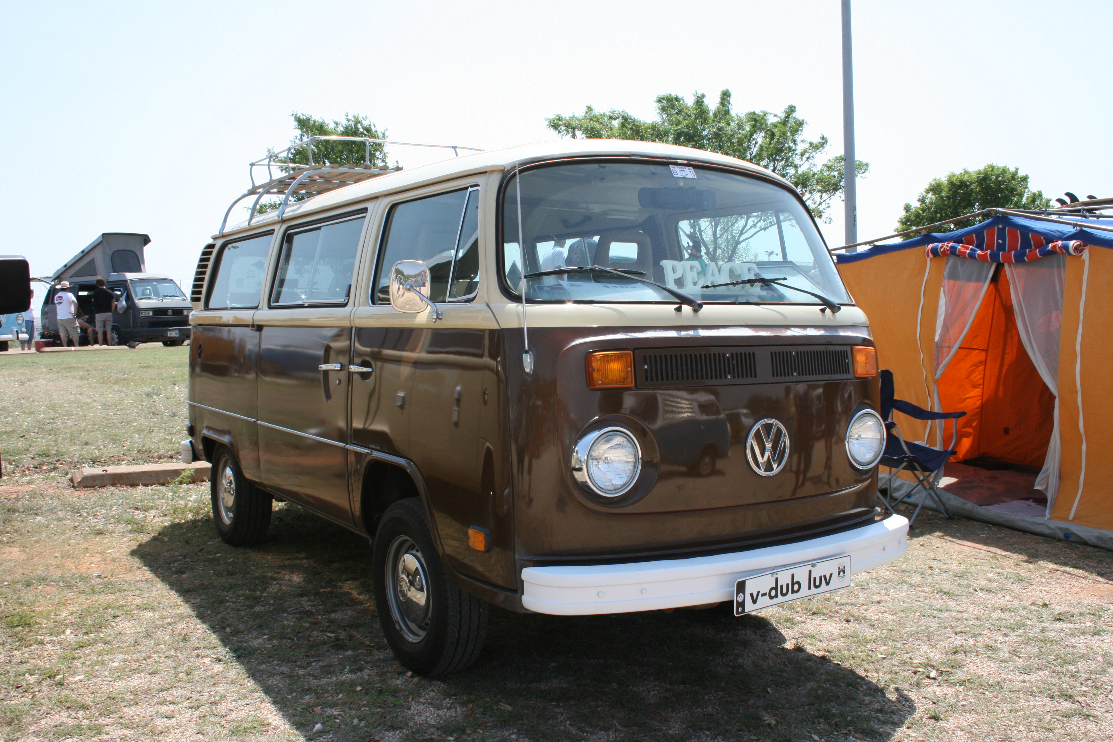 Snickers (#1109) - Texas VW Classic