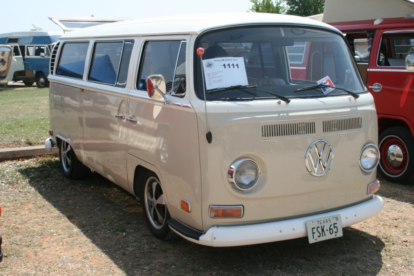The Duke 1111 Texas Vw Classic