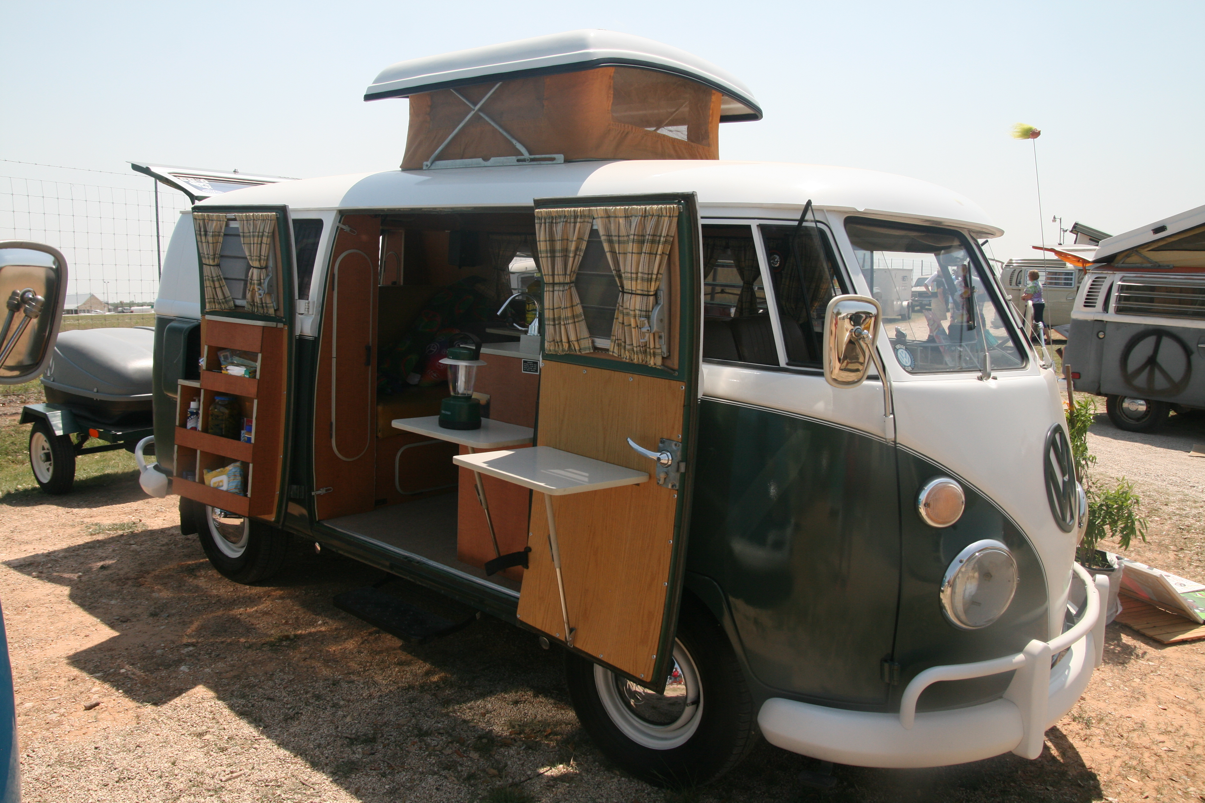 bus westfalia volkswagen second vw i was camper the type pin owner renovated