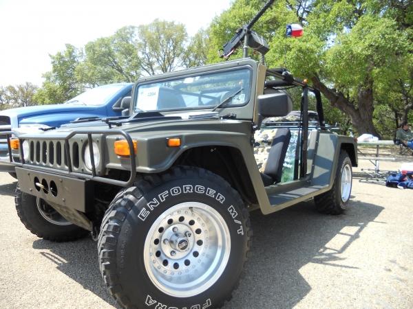 Hummbug 2204 Texas Vw Classic