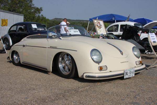 Replica De Porsche 356 2210 Texas Vw Classic