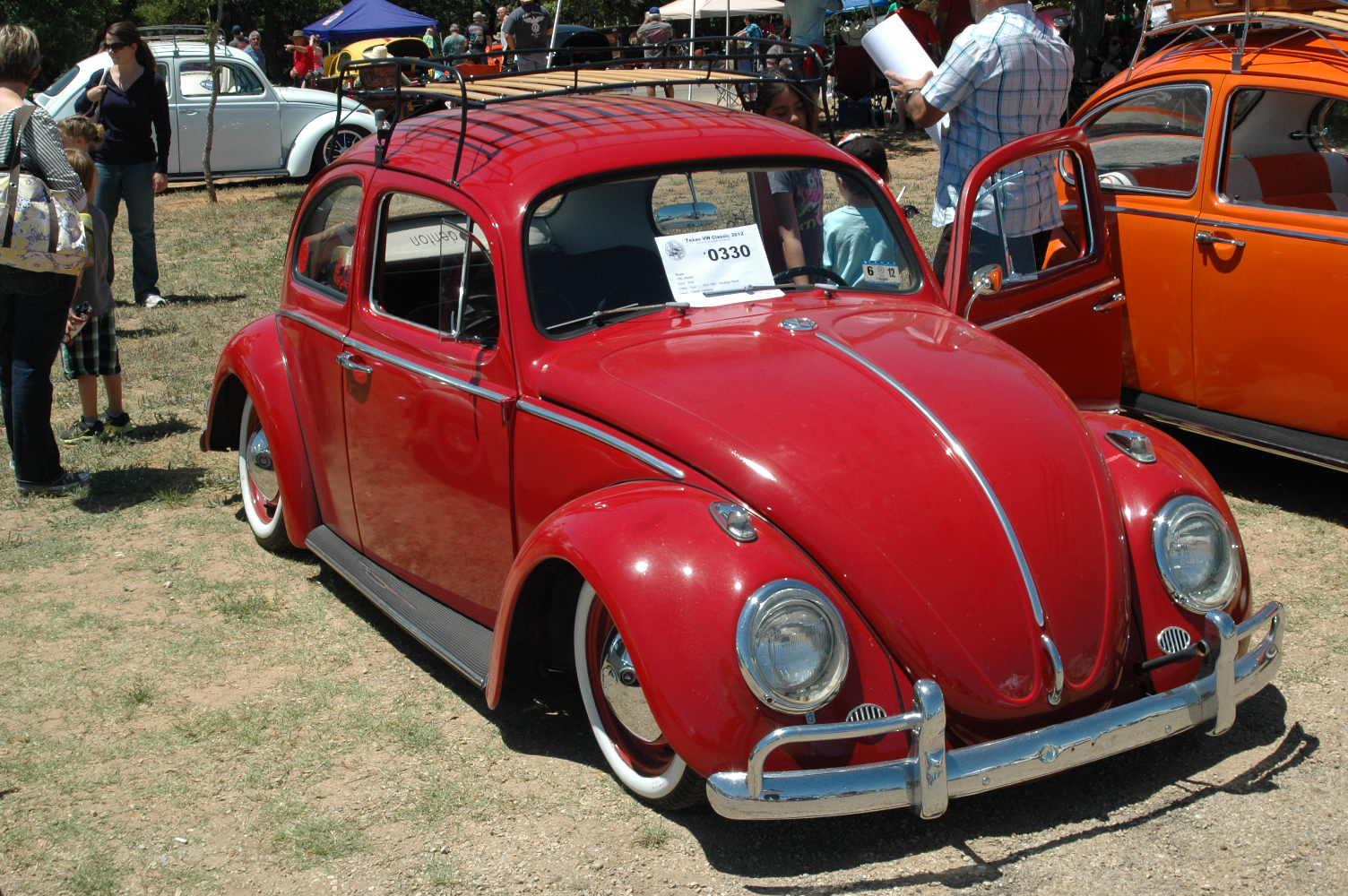 Rosie 0330 Texas Vw Classic