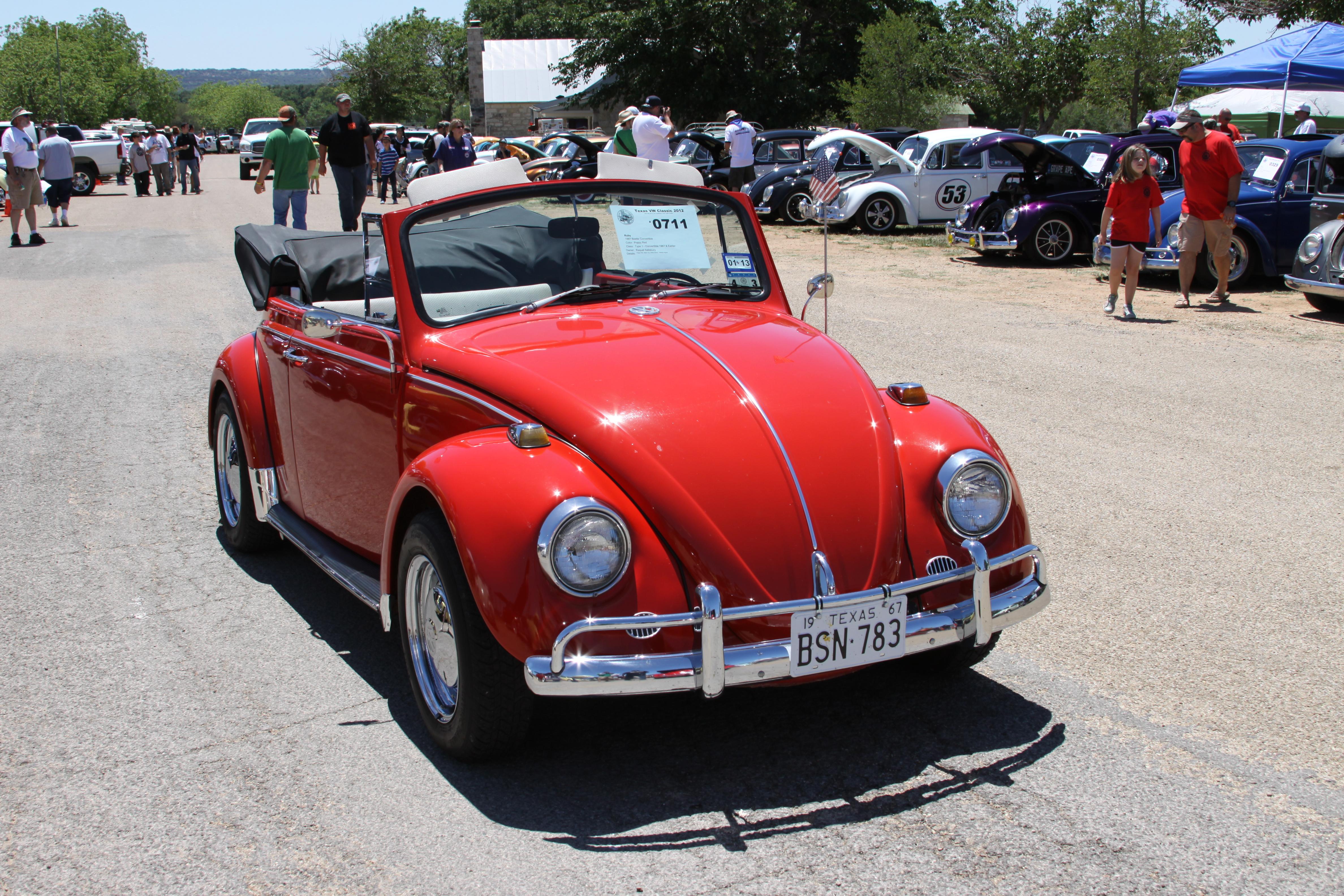 Ruby 0711 Texas Vw Classic