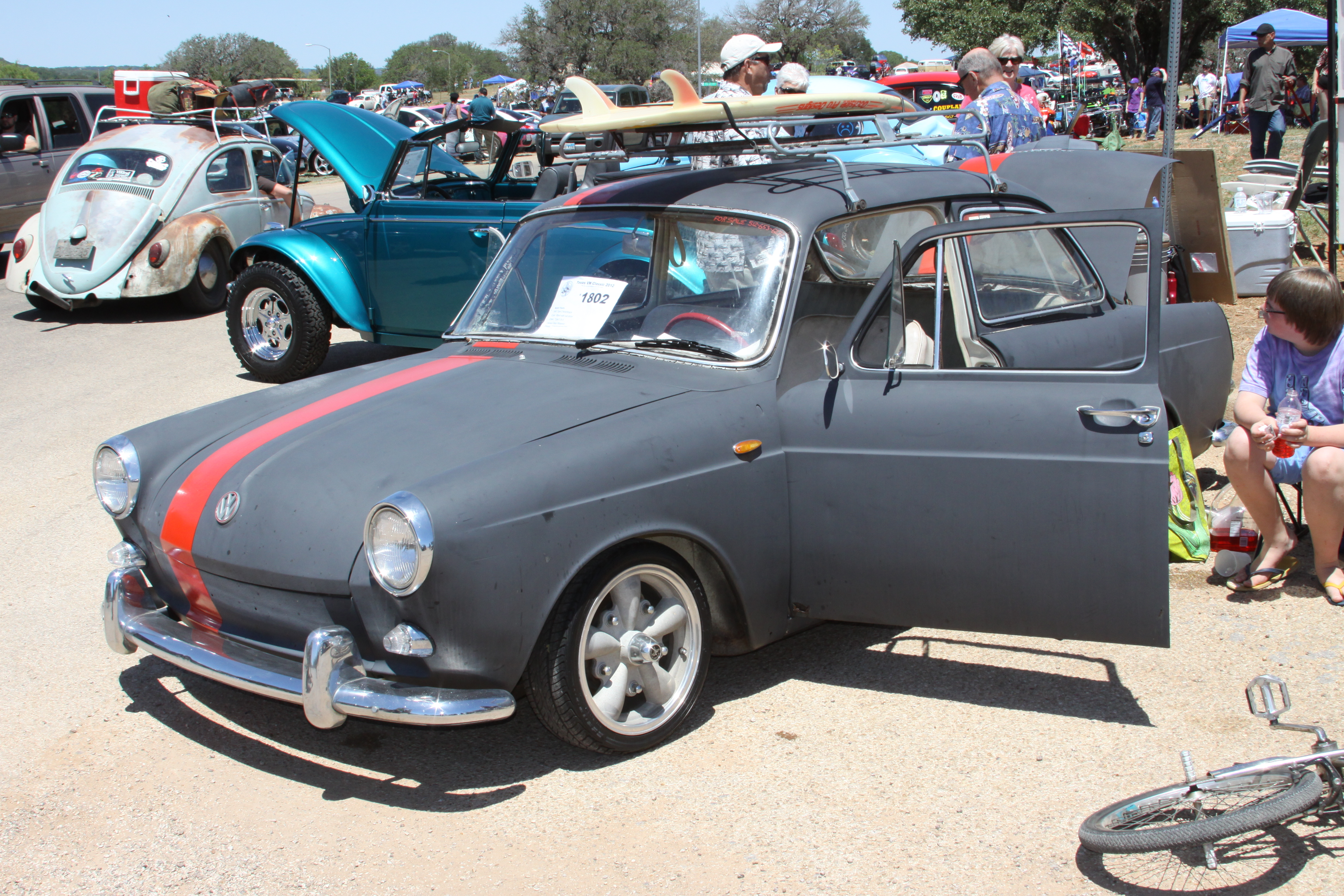 Notch Yours 1802 Texas Vw Classic