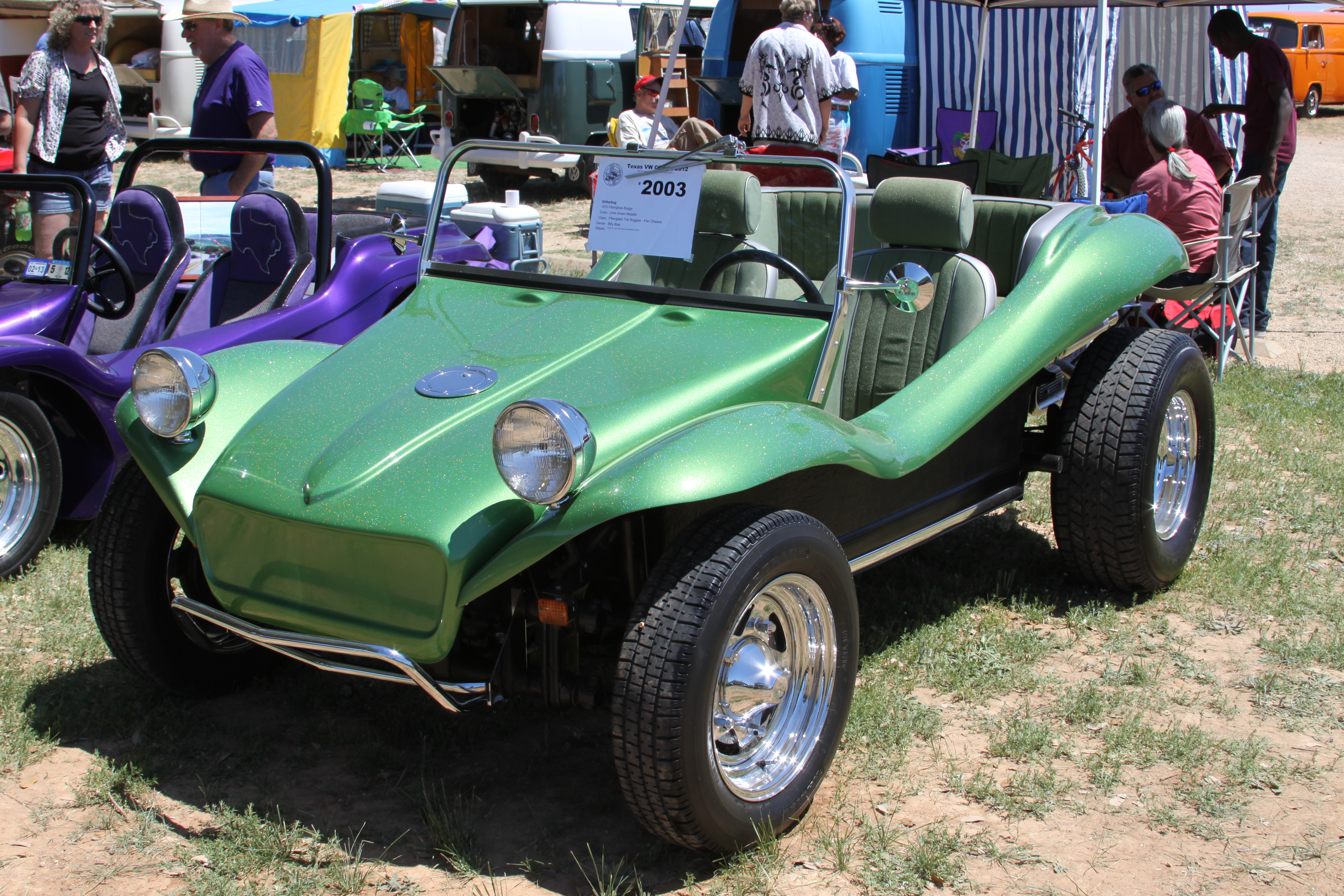 Glitterbug 2003 Texas Vw Classic