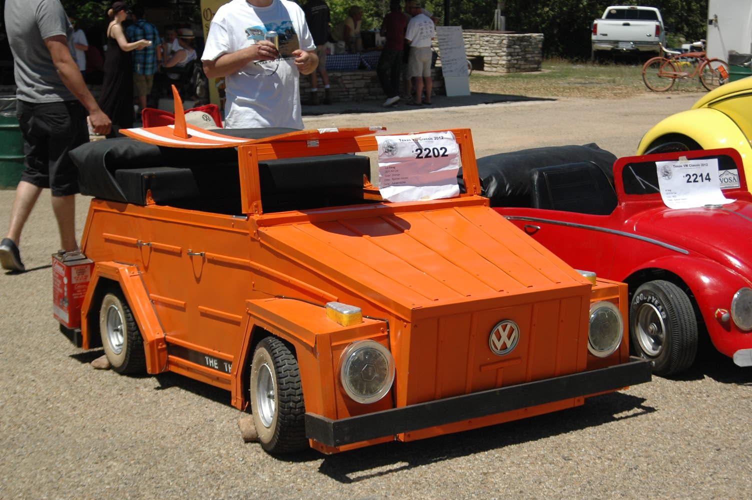 Lil Thing (#2202) - Texas VW Classic
