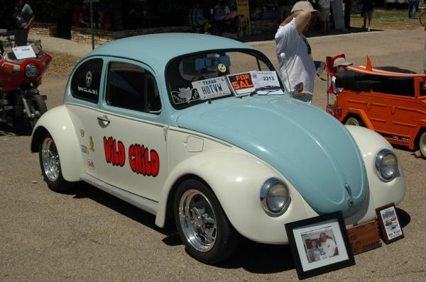 Wild Child (#2213) - Texas VW Classic