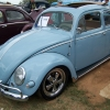 #0104 - 1956 Horizon Blue Beetle (Split/Oval)