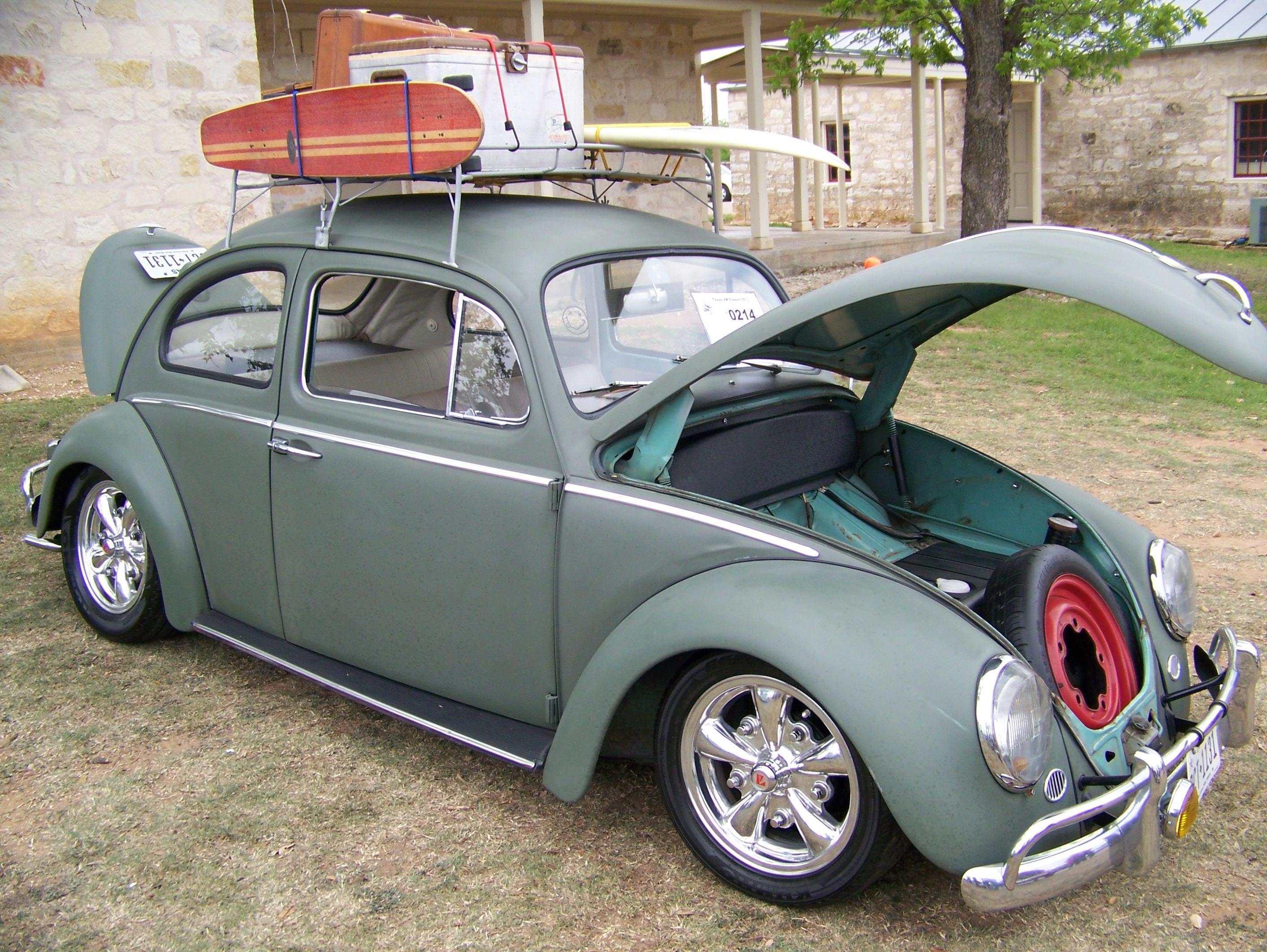 0214 Texas Vw Classic