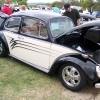 #0302 - 1966 black / cream Beetle