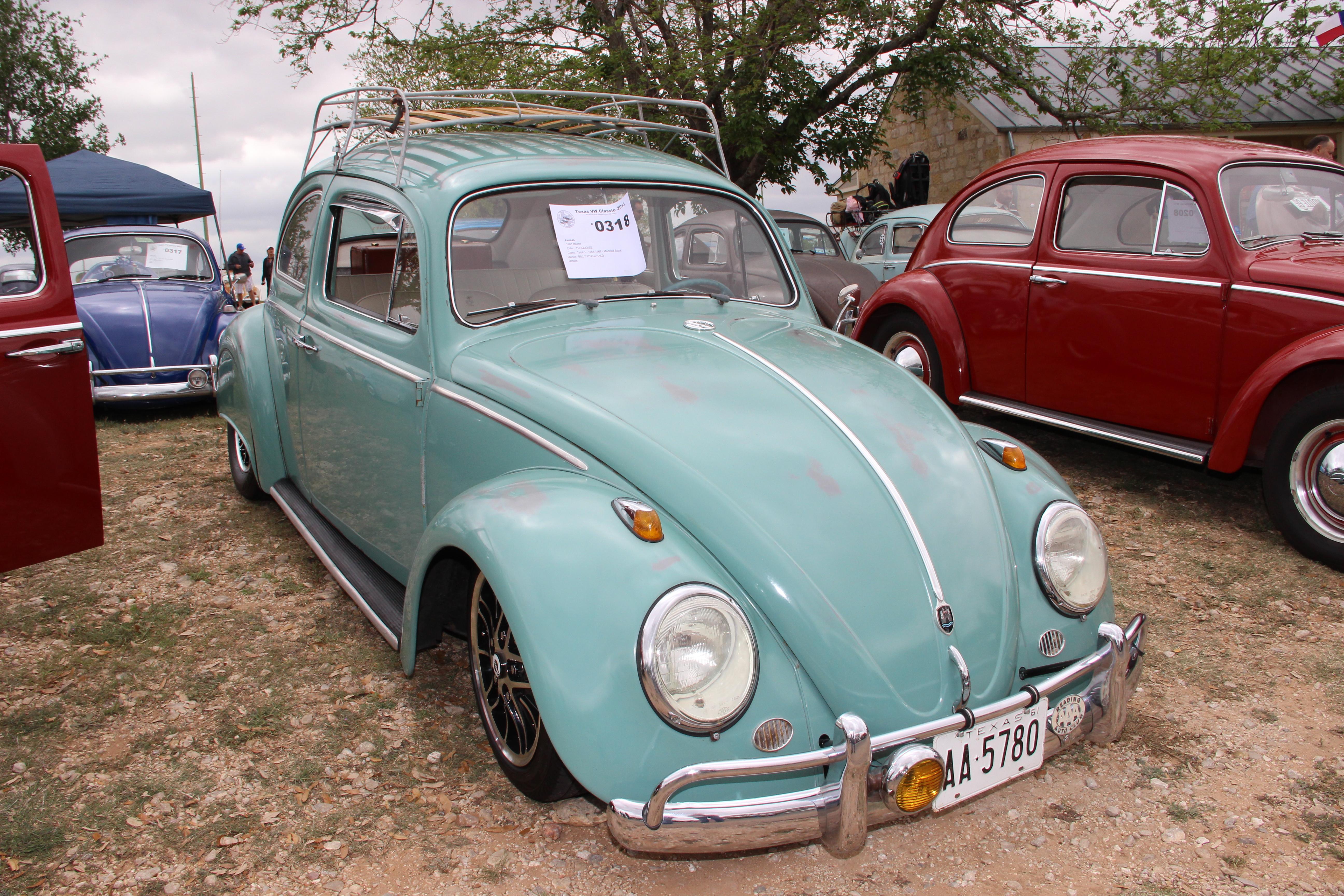 Kansas 0318 Texas Vw Classic