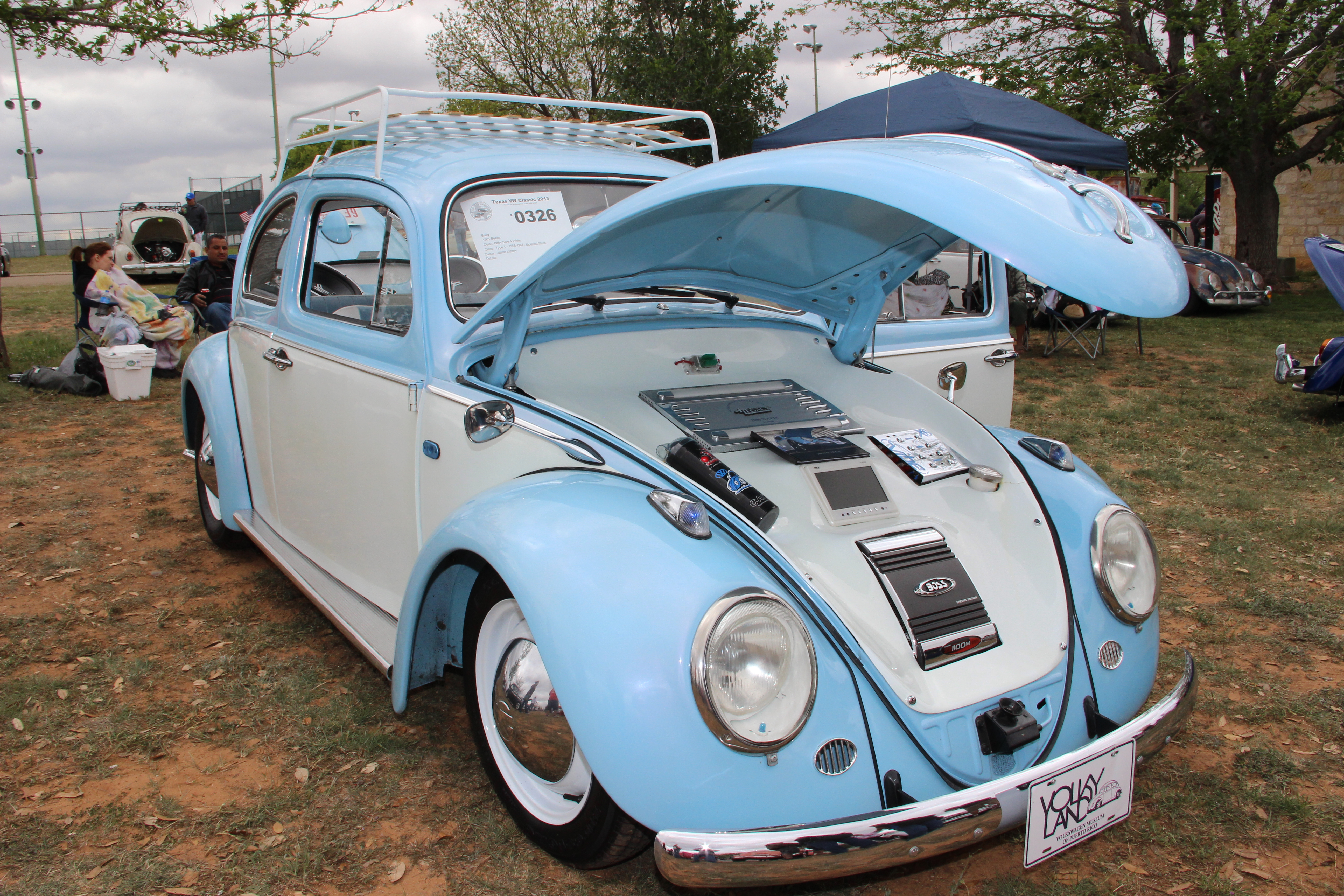 sully  texas vw classic