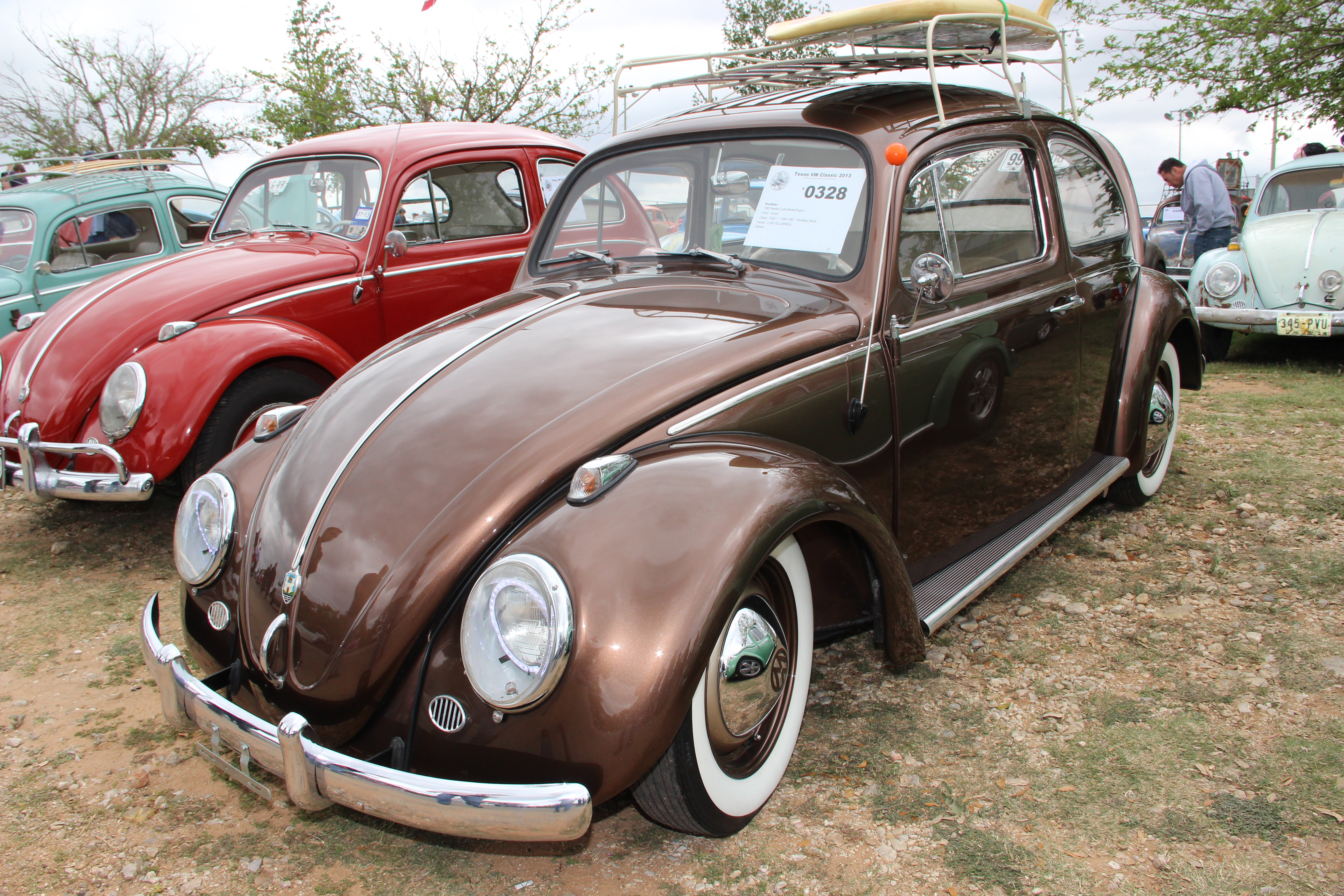 Rootbeer 0328 Texas Vw Classic