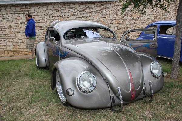 The Chop 0401 Texas Vw Classic
