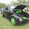 bug lime (#0602) - 1974 black Beetle (Late Model/Super)
