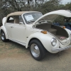 Cream Puff (#0630) - 1973 White Diamonds Beetle (Late Model/Super) Convertible