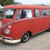 #1005 - 1963 Red Bus (Split Window)