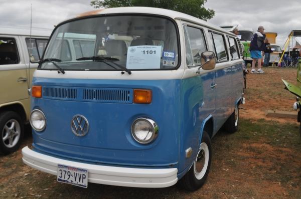 The Bus (#1101) - Texas VW Classic