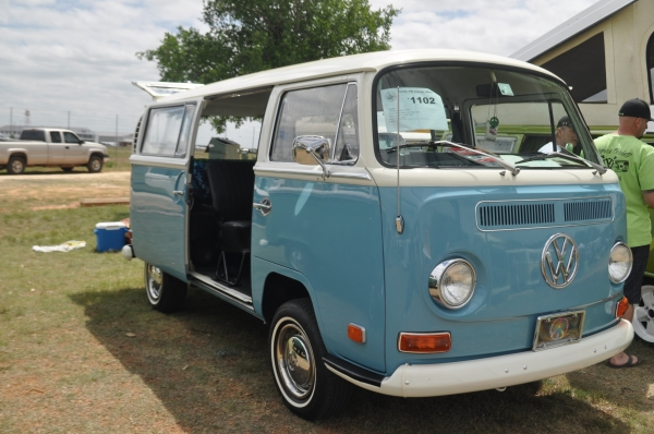 Buster 1102 Texas Vw Classic