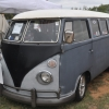 Buster (#1202) - 1967 Grey Bus (Split Window) Camper