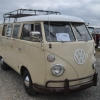 Gizmo (#1204) - 1967 Beige Bus (Split Window) Camper