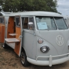 Berkeley Oliver (#1206) - 1966 L-87 Pearl White Bus (Split Window) Camper
