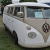 Murray (#1208) - 1963 Tan/ White Bus (Split Window) Camper