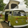 Scarlett (#1317) - 1976 Sage Green Bus (Bay Window) Camper (lOWEST CAMPER IN TOWN.)